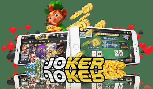 ค่ายเกมโจ๊กเกอร์ เปิดให้เล่นบนเว็บพนันออนไลน์